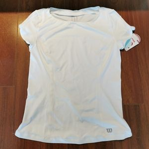 Wilson tennis t-shirt top
